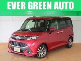 トヨタ タンク 1.0 カスタム G-T 禁煙車 両側自動ドア 自動衝突軽減ブレーキ