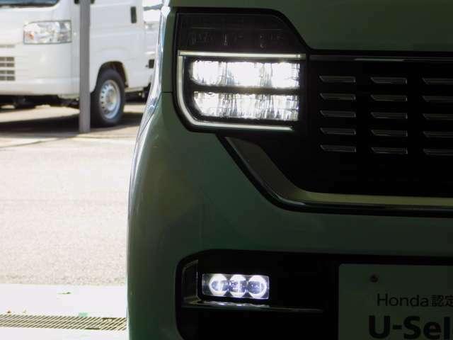 LEDヘッドライト&LEDフォグライト