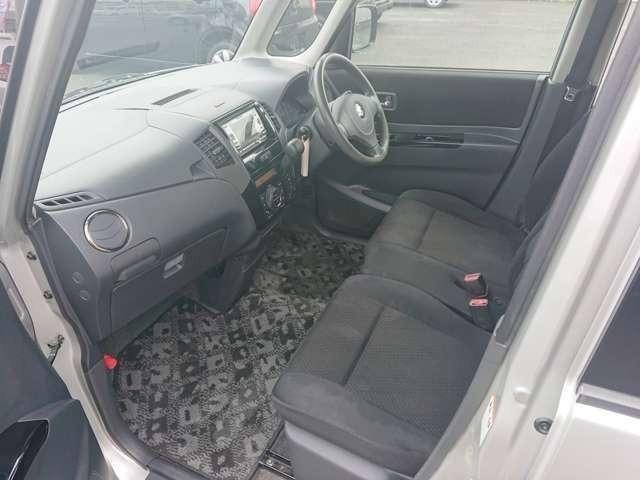 写真では伝わらない車の程度の良さ… まずは現車を見に来てください!