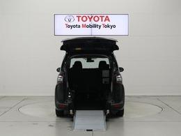 トヨタ シエンタ 1.5 X ウェルキャブ 車いす仕様車 タイプIII 助手席側セカンドシート付 福祉車両 衝突軽減 両側電動ドア SDナビ