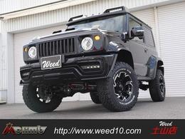 スズキ ジムニーシエラ 1.5 JC 4WD WALD BLACK BISON
