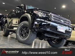 トヨタ ランドクルーザープラド 2.7 TX 4WD MCLIMBコンプリート マットBK Ver L-UP
