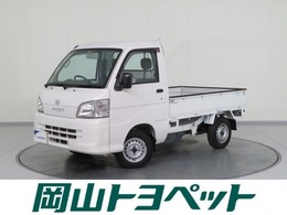 ダイハツ ハイゼットトラック 660 農用スペシャル 3方開 4WD 走行距離無制限・1年保証付