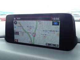 マツダコネクトナビ!手元を見ずに操作できるコマンダーコントロールや、視線移動の少ないセンターディスプレイにより運転に集中して安全に走りをお楽しみいただけます。Bluetooth/AUX/UBS対応!!