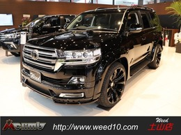 トヨタ ランドクルーザー200 4.6 AX 4WD 新車 WALD S-LINE 24AW
