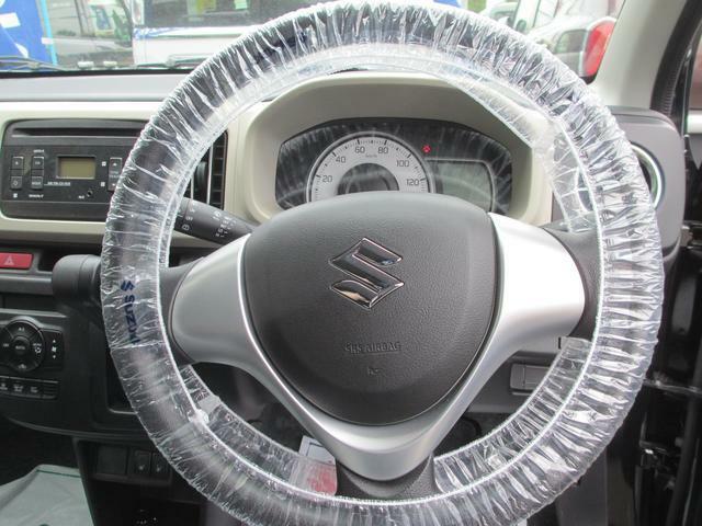 運転席周り