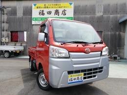 ダイハツ ハイゼットトラック 660 スタンダード 3方開 4WD リフトアップ パートタイム4WD