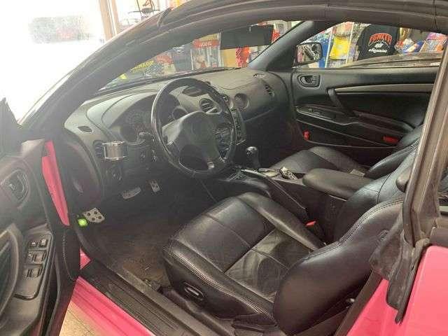 NRG製ピンク色フルバケットシート&シートレール!NRG製5点式ブラックシートベルト装着!
