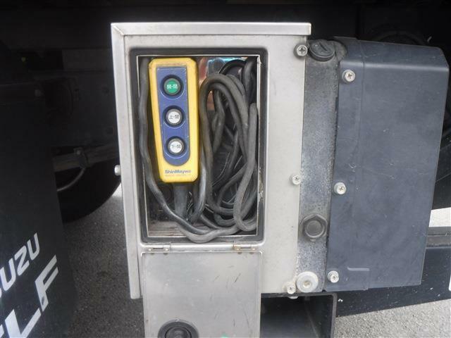 提携整備工場で点検・整備可能です!冷凍機等に関しても提携専門の業者にて点検・修理が可能です!定期点検・シーズンイン点検・その他各種整備に関しましてもお気軽に御相談下さい!!072-396-8177♪