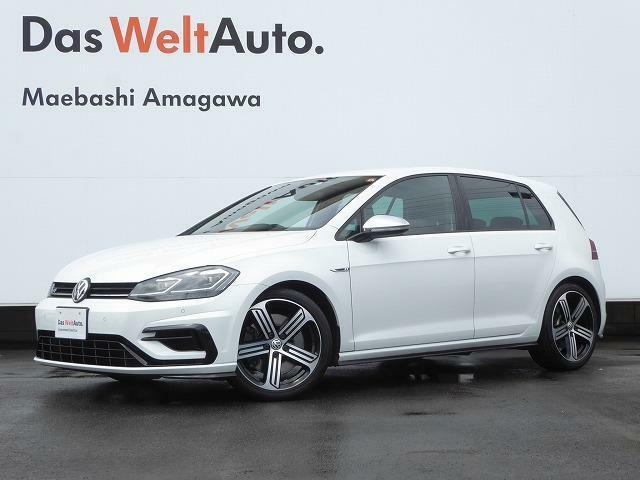 驚きのパワー&スピードカー!! Volkswagen Golf R.