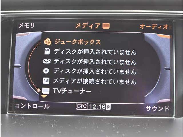 純正HDDナビ&バックカメラ フルセグTV ミュージックサーバー DVDビデオ他