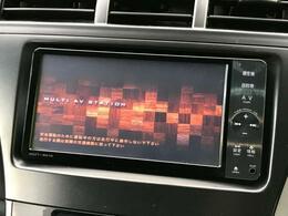 【純正SDナビ】CD機能や地デジ視聴も可能ですので、ドライブもとても楽しくなりますね☆♪