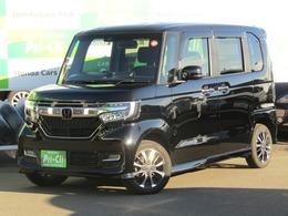 ホンダ N-BOX カスタム 660 G L ホンダセンシング 4WD 両側PSD 純正フルセグナビ 純正エンスタ