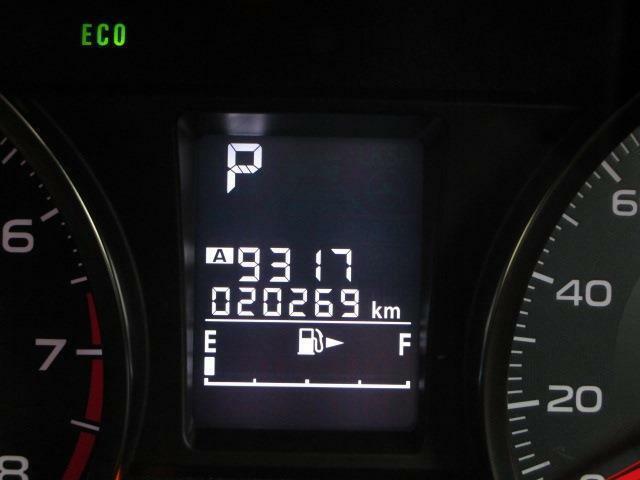 走行距離は20000K!