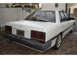 S59年 スカイライン RS-Xターボ、ユーザー様買取車入庫致しました!