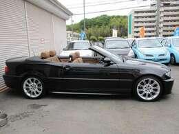 後期BMW330 MスポーツPKG!!人気のカブリオレです。