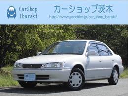 トヨタ カローラ 1.5 SEサルーン Lリミテッド 5速MT 親戚下取1オ-ナ- シャッター付車庫