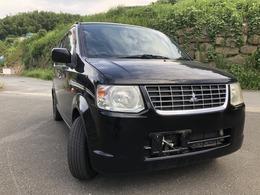 三菱 eKワゴン 660 GS 法定整備付/左側オートスライドドア /ETC