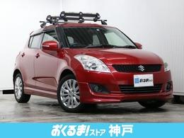スズキ スイフト 1.2 RS 4WD ディスチャージ Fフォグ