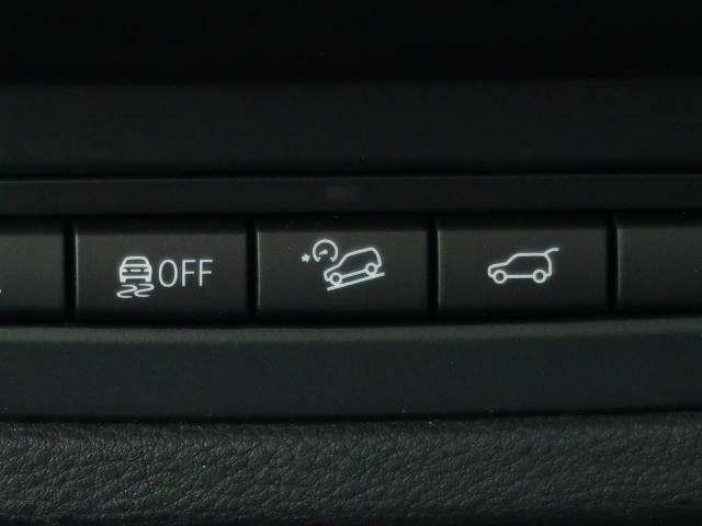 ●ダウンヒルアシストコントロール:車重の多い車には見慣れた装備ですね!坂道でのスピードをコントロールしてくれます。
