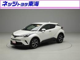 トヨタ C-HR ハイブリッド 1.8 G LED エディション ETC/ドラレコ付き/ナビ不動