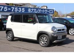 スズキ ハスラー 660 G 純正ナビ/TV/レーダーブレーキサポート
