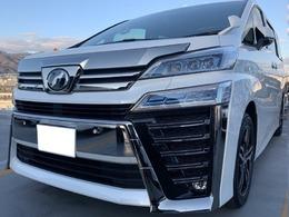 トヨタ ヴェルファイア 2.5 Z Gエディション 新車
