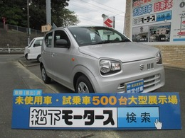 スズキ アルト 660 L キーレス シートヒーター ディーラー試乗車