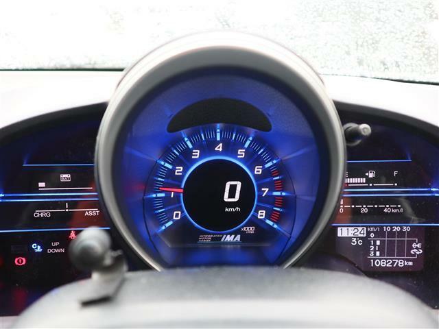 ☆走行距離108278km♪☆カタログ燃費10.15モードで22.5/Lです♪