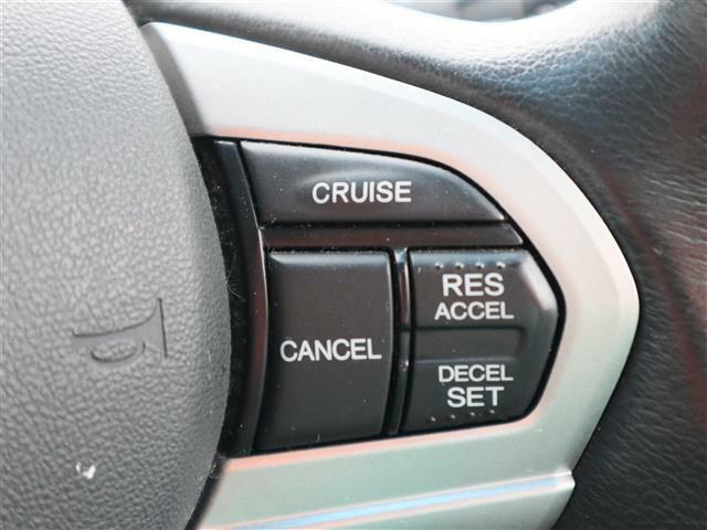 ☆クルーズコントロール♪高速道路等で速度を設定すればアクセル操作をしなくても速度を一定に保ちます♪長距離運転時の疲労軽減に貢献します♪