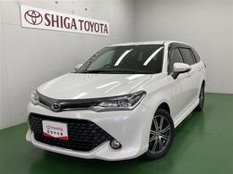 トヨタ カローラフィールダー 1.5 G W×B タイヤ4本新品交換