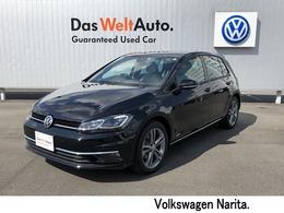 フォルクスワーゲン ゴルフ TSI ハイライン マイスター VW認定中古車 白レザー ドラレコ Dyna