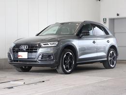 アウディ Q5 Sライン コンペティション ディーゼルターボ 4WD 認定中古車 S-Line 禁煙車 ワンオーナー