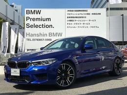 BMW M5 4.4 4WD MカーボンブレーキMドライバーズPKGナイトB