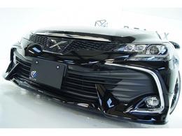 トヨタ マークX 2.5 250G 新品モデリスタ 新品Gsリアバンパー