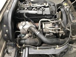 40万キロのエンジンとは思えないほどの調子良さです。是非確認頂ければと思います。