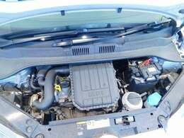◇アップ専用のエンジン、燃費が良く、フィーリングの良いエンジンです◇