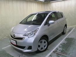 トヨタ ラクティス 1.5 X 4WD /1年保証付販売車/ナビ/ワンセグTV/ETC