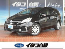 トヨタ プリウスα 1.8 S ツーリングセレクション ナビ・TV・バックカメラ・スマートキー