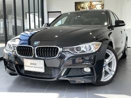 BMW 3シリーズ 320i Mスポーツ 純正HDDナビ 18AW スマートキー