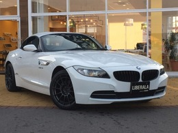 BMW Z4 sドライブ 20i 電動オープン HDDナビ 社外18インチアルミ