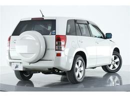 SUVといったら背面タイヤでしょ^^ハードカバーも綺麗な状態です!