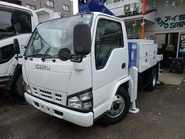 いすゞ エルフ 高所作業車 タダノAT121 12m