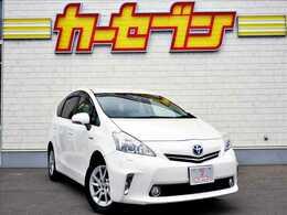 トヨタ プリウスα 1.8 G ワンオーナー/純正ナビ/バックモニター