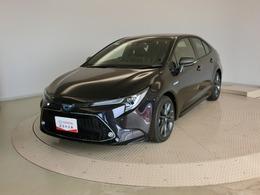 トヨタ カローラ 1.8 ハイブリッド WxB TSS/ICS 当社試乗車