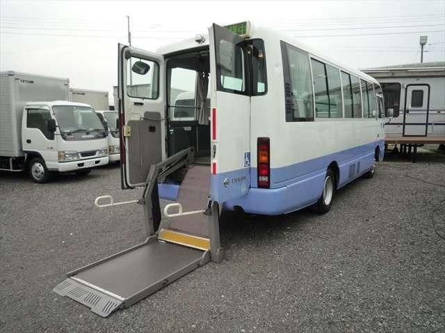 KK-BHW41 4200ccディーゼル 都県市条例対応PMマフラー付き 証明書有り NOXPM法&都県市条例ともに適合!東京都でも所有走行OKです!