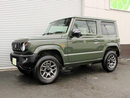 スズキ ジムニー 660 XC 4WD ・セーフティサポート・届出済未使用車