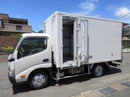 トヨタ トヨエース 低温冷蔵冷凍車 2t 両スライドドア 355x170x181