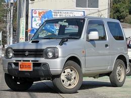 スズキ ジムニー 660 XC 4WD キーレス・CDデッキ