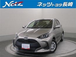トヨタ ヤリス 1.5 X 6速マニュアル/ナビ/Bカメラ/ドラレコ